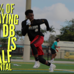 When it Comes to Playing DB, 80% of it Is Half Mental