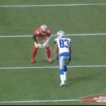 Coverage Analysis |  49ers DB vs. Terrance Williams (Cowboys)