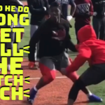 What'd He Do Wrong:  Feet Killed the Catch Technique