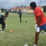 DB Drills   Get in Phase DRill
