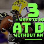 3 Ways to Affect the Game without an Interception